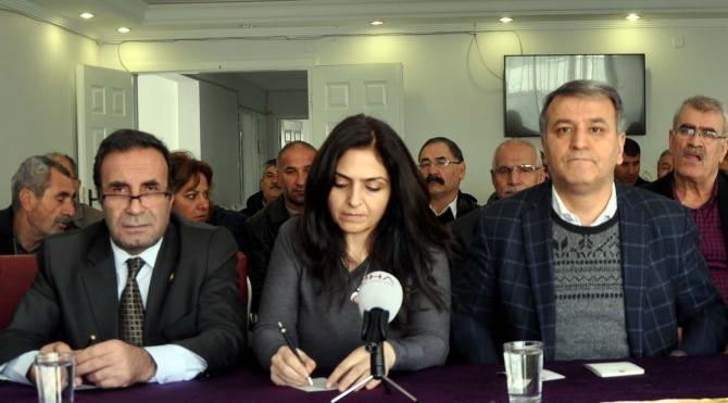 HDP Milletvekili Toğrul, Kayseri saldırısını kınadı