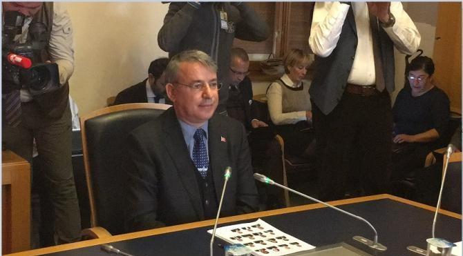 Kurmay Albay Kurtoğlu: 'Başbakanlık binasının dinlenmesi talep edildi, yapmayınca herşey ondan sonra başladı'