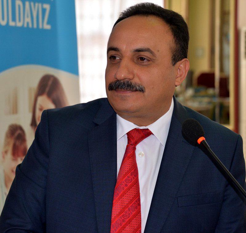 FOTO:DHA - Kahramanmaraş İl Milli Eğitim Müdürü Akkurt, iddialarla ilgili soruşturma başlatıldığını duyurdu.