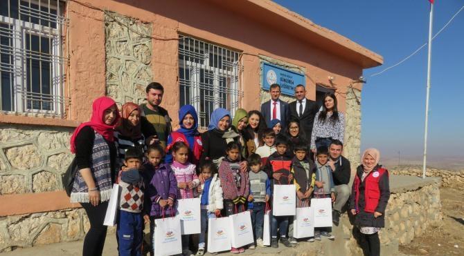 İstanbul'dan Midyat'a eğitim desteği