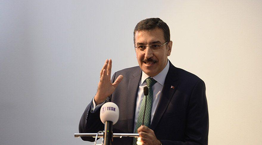 Bakan Tüfenkci: Numaradan sicil affı istemiyoruz