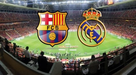 Barcelona Real Madrid maçı hangi kanalda: El Clasico canlı izle! (İDMAN TV-AZTV)