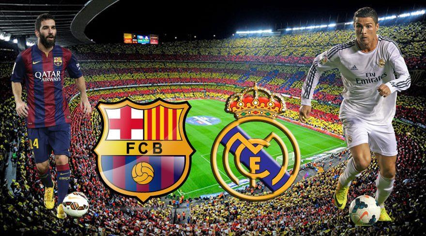 Barcelona Real Madrid maçı ne zaman, saat kaçta, hangi kanalda? El Classico şifresiz nasıl izlenir?