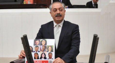 HDP Milletvekili Nimetullah Erdoğmuş gözaltına alındı!