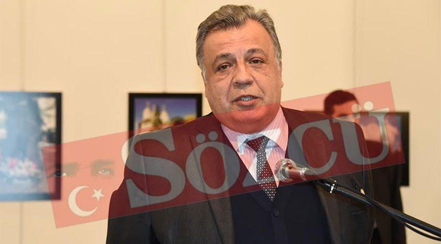 Rusya Büyükelçisi Andrey Karlov Ankara'da suikasta uğradı!