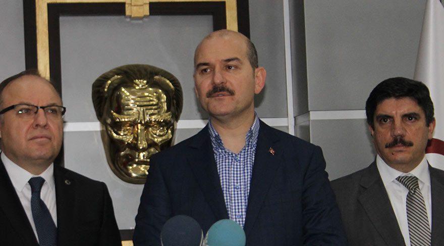 Bakan Soylu: Teröristin FETÖ ile ilişkisi açık olarak görülüyor