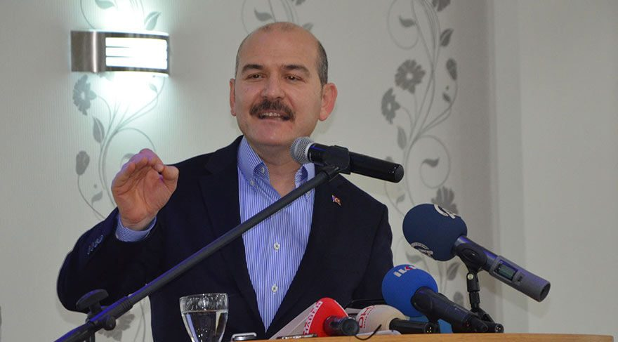 Soylu: PKK mart başından itibaren bu ülke ile oyun olmayacağını görecek