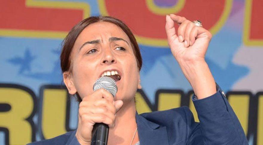 HDP'li Vekil Aysel Tuğluk Tutuklandı