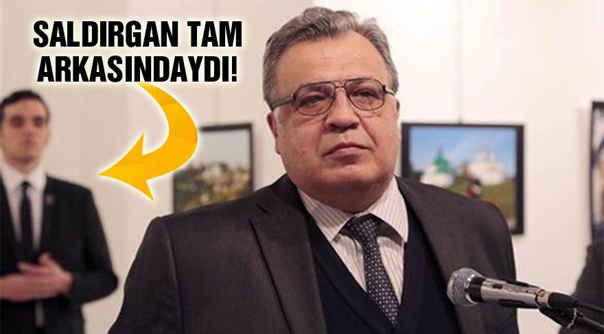 Son dakika haberi: Rusya Büyükelçisi Andrey Karlov Ankara'da suikasta uğradı!