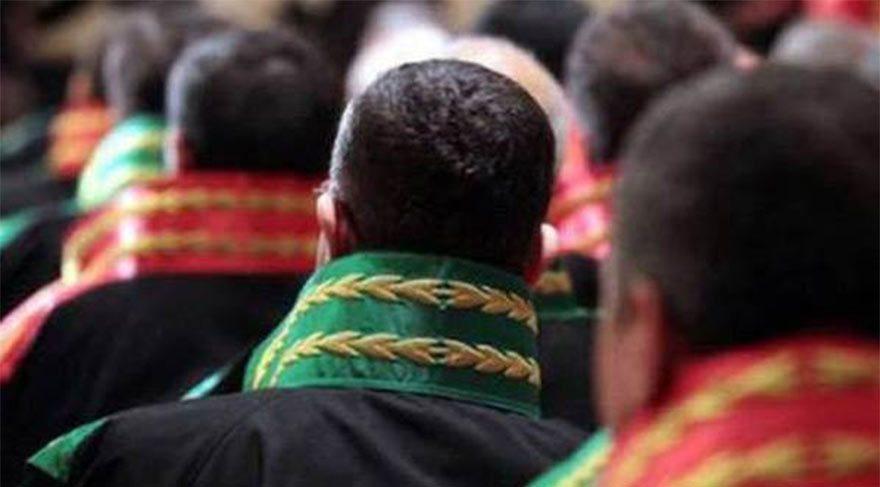 192 hakim ve savcıya FETÖ'ye üyelik suçlamasıyla dava açıldı