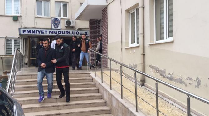 Bursa'da 136 kilo esrar ele geçirildi
