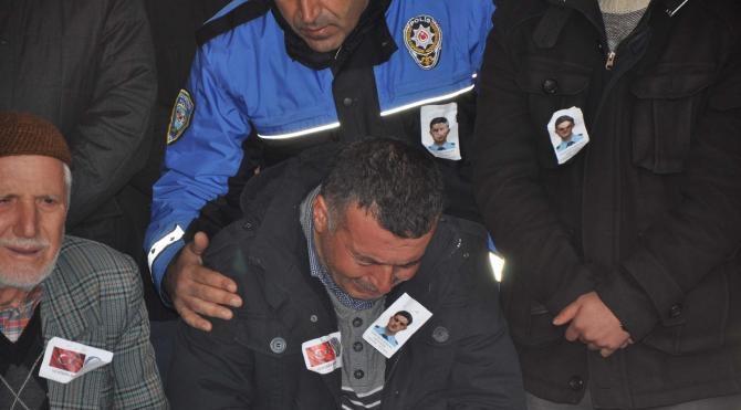 Şehit polis Adem Serin Gaziantep'te defnedildi