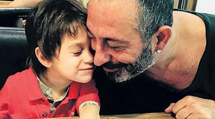 Cem Yılmaz şovuna oğlu Kemal'i taşıyacak