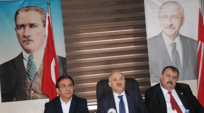 CHP Grup Başkanvekili Gök: Hakkari'nin sesi olacağız