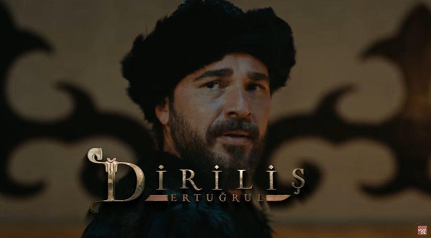 Diriliş Ertuğrul 68. yeni bölüm fragmanında Ertuğrul Bey ve Halime Sultan'ı şaşırtan olay!