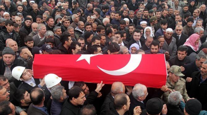 Şanlıurfa'da şehit polisler için tören (3)