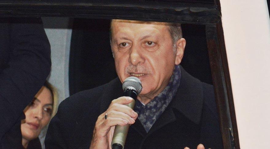 Cumhurbaşkanı Erdoğan: 'Onlar bitecekler'