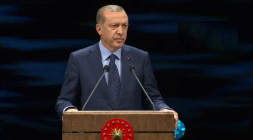 Erdoğan'dan El Bab yorumu