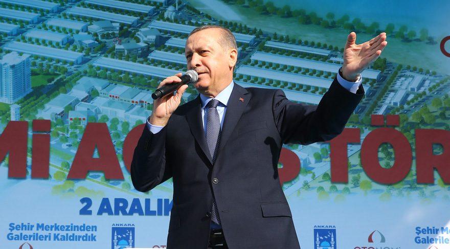 Erdoğan'dan 'döviz' çağrısı: Bozdurun altına yatırın