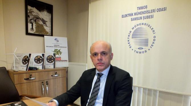 EMO Samsun Şubesi : Elektrik kontağı önlenemez bir felaket kaynağı değil