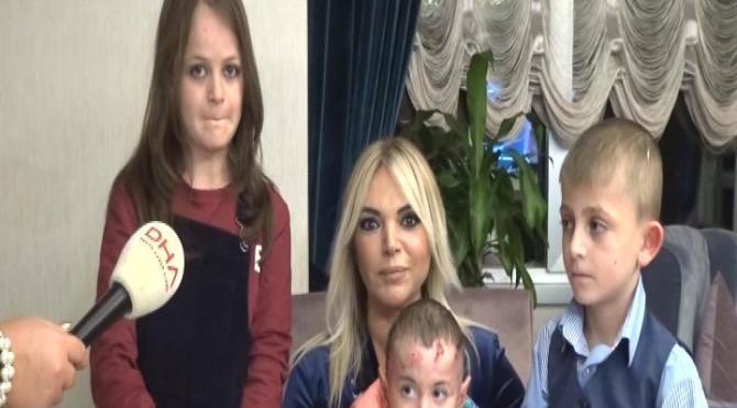 Fulden Uras, kelebek hastası çocuklar için sahne aldı