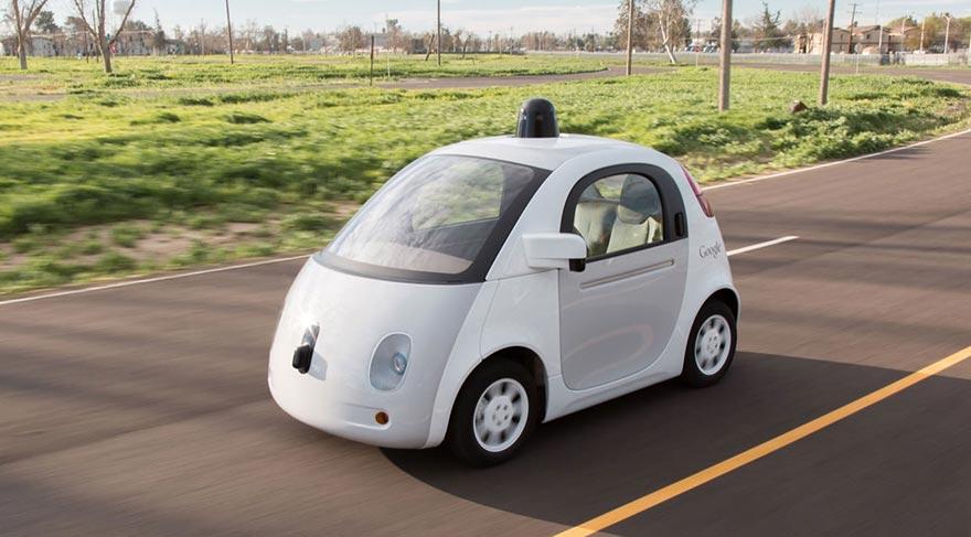 Google'ın otonom araçlarında önemli gelişme