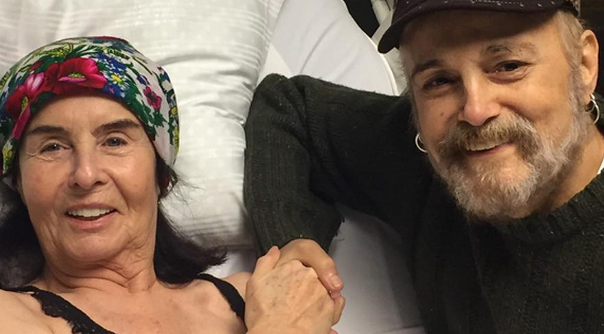 Harun Kolçak, Fatma Girik ziyaretinden paylaştı