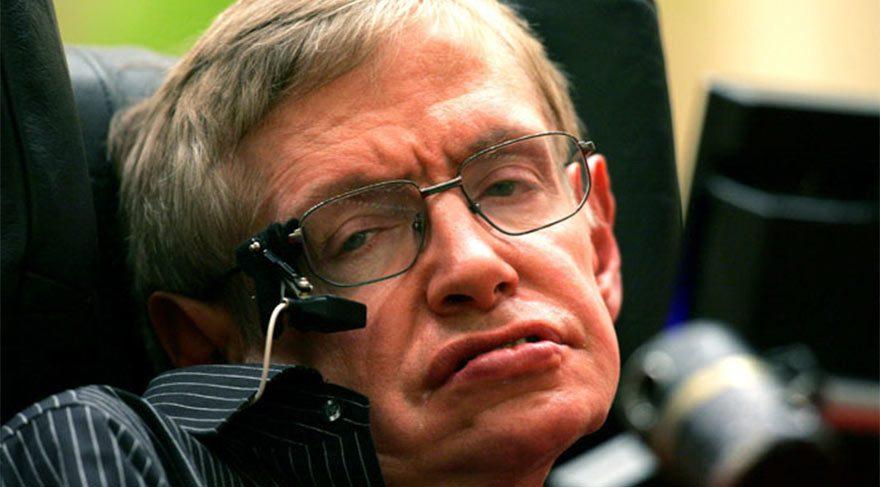Stephen Hawking'den Türkleri de çok yakından ilgilendiren kritik uyarı!