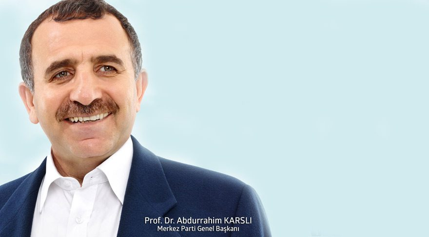 Merkez Partisi Genel Başkanı Abdurrahim Karslı kimdir?