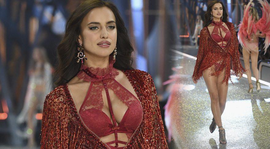 Irina Shayk hamile mi? Bella ve The Weeknd barıştı mı? Victoria's Secret defilesinden dedikodular