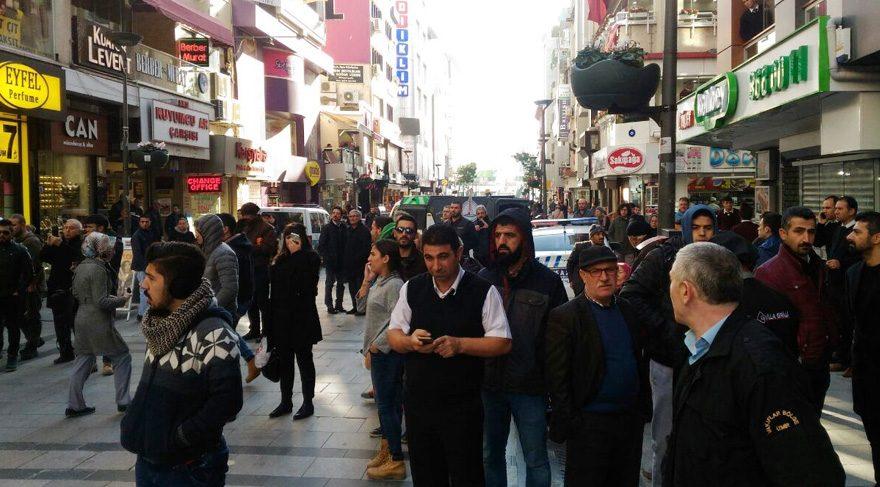 İzmir'de bomba paniği: Asılsız çıktı