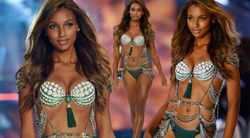 Jasmine Tookes'in 3 milyon dolarlık sütyen