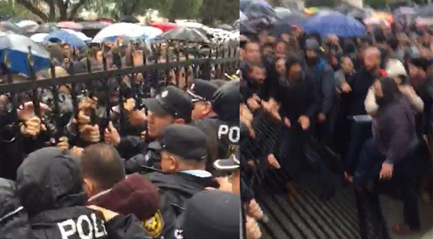 KKTC'de yaz saati isyanı