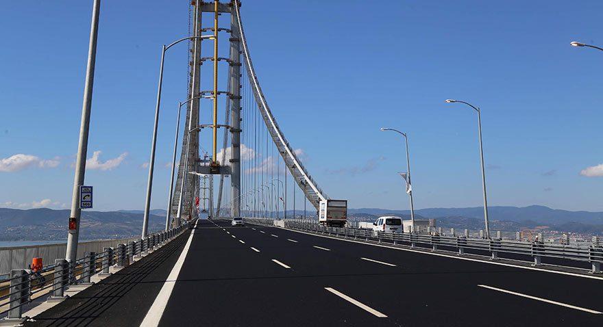 Son dakika Osmangazi Köprüsü'ne indirim