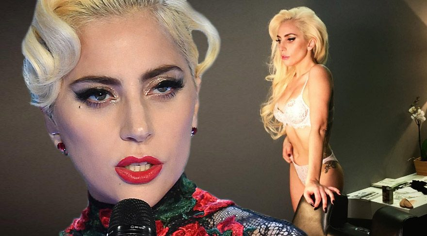 Lady Gaga, Victoria's Secret şovunda büyüledi