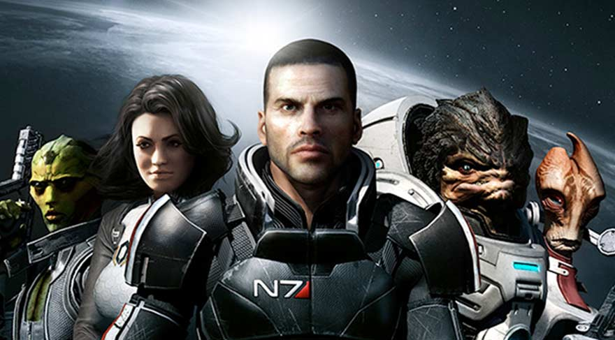 Mass Effect 2 kısa bir süre için ücretsiz oluyor