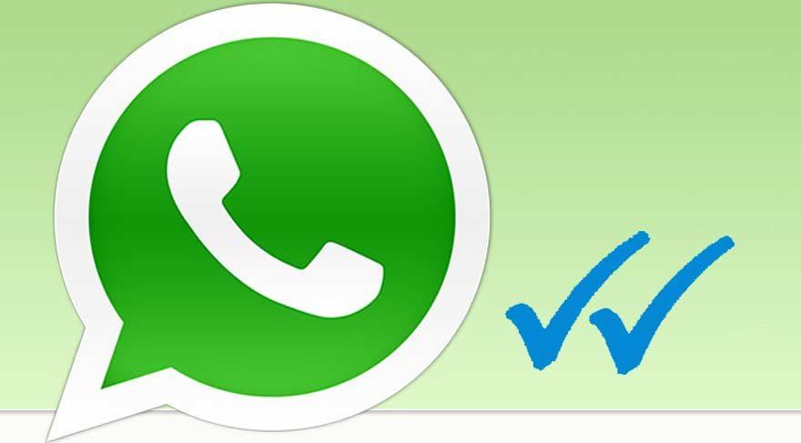 WhatsApp'ta mavi tik sorununa çözüm!