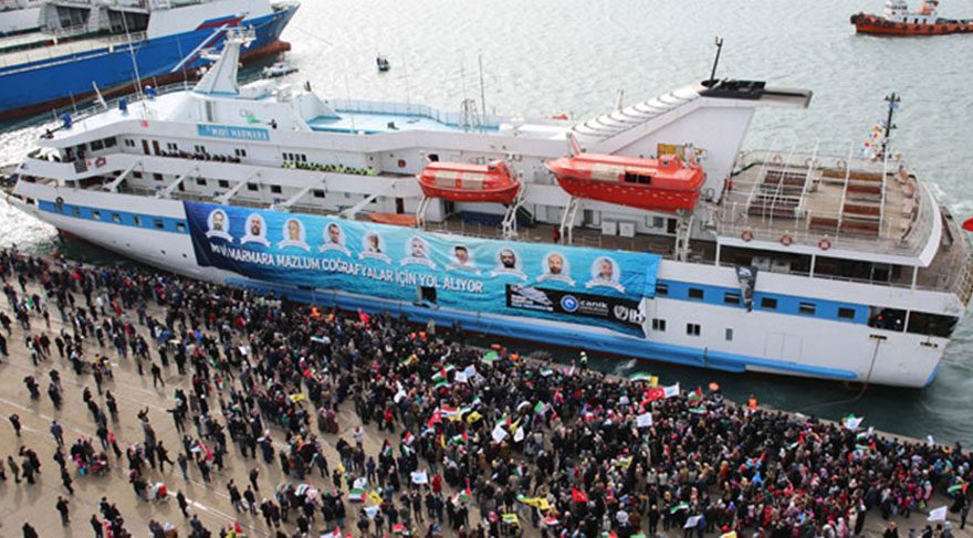 Son dakika haberi… Mavi Marmara davasında flaş gelişme