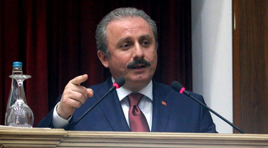 FOTO:İHA/Arşiv - AKP'li Mustafa Şentop İstanbul Lisesi'ndeki tartışmalara ilişkin açıklama yaptı.