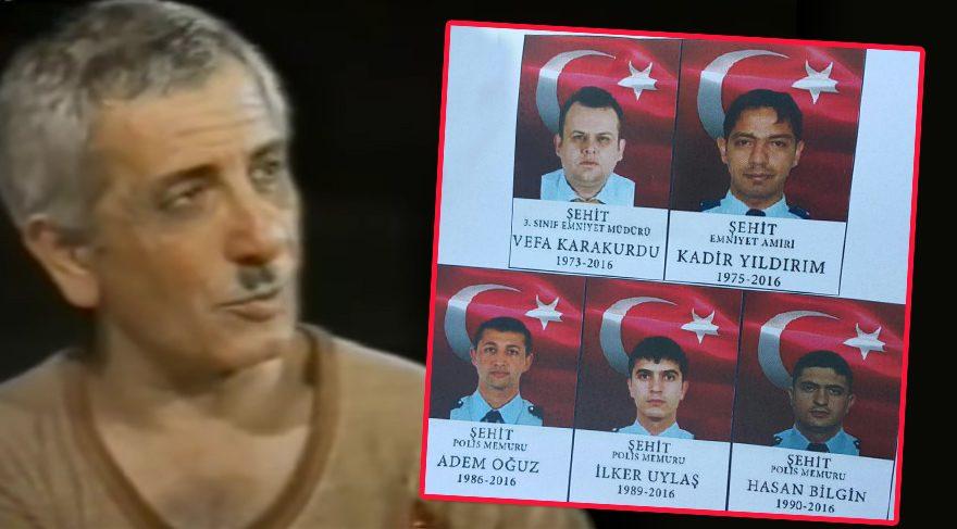 Behzat Uygur, babası Nejat Uygur'un Cibali Karakolu oyunundan bir tiradını paylaştı