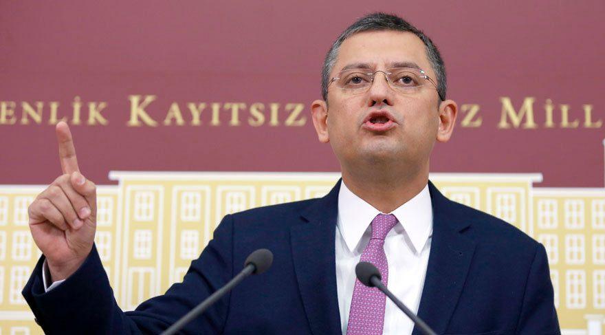 CHP'li Özel'den tarihi meydan okuma!
