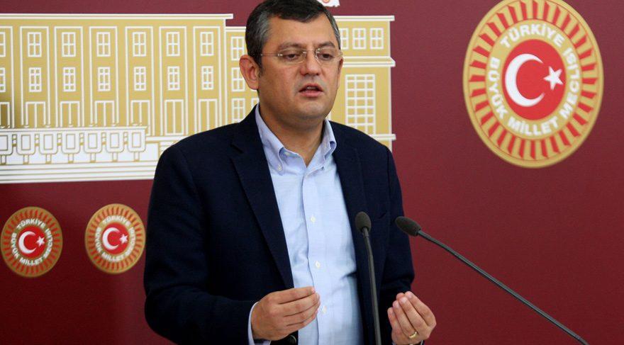 CHP'li Özgür Özel: Bizim tarladan her şey yetişir ama FETÖ'cü yetişmez