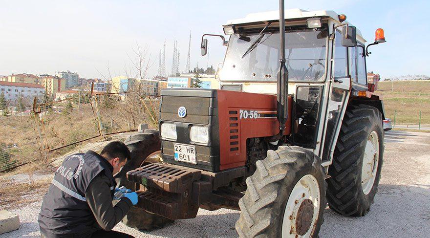 İşte traktörle radar ezen gence verilen ceza