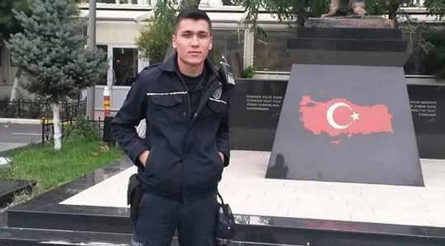 Şehit polis Nazif Emre Horoz'un, 6 aylık ikizleri yetim kaldı