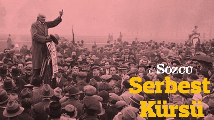 Videonuzu yollayın Sözcü'de yayınlayalım! Serbest Kürsü'de Türkiye sizi dinleyecek...