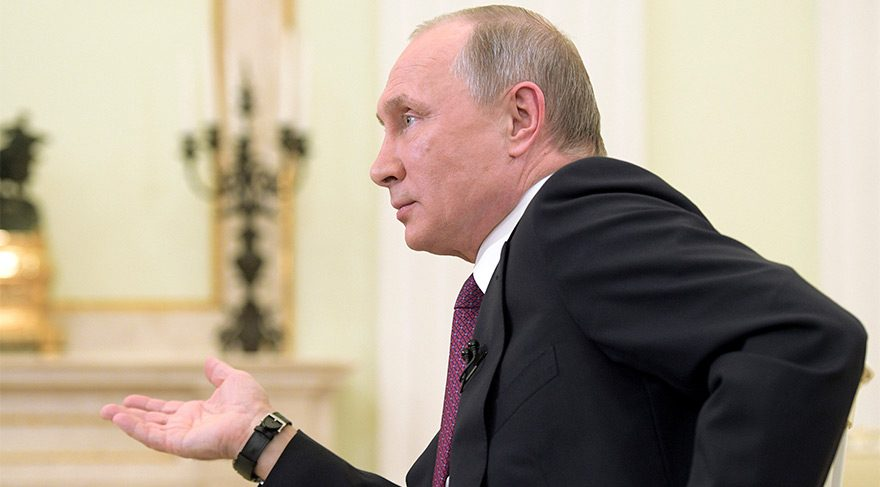 ABD-Rusya krizi an meselesi! Putin bizzat müdahale etti