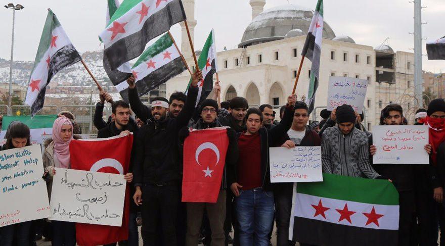 'Suriyeliler askere alınsın' kampanyası