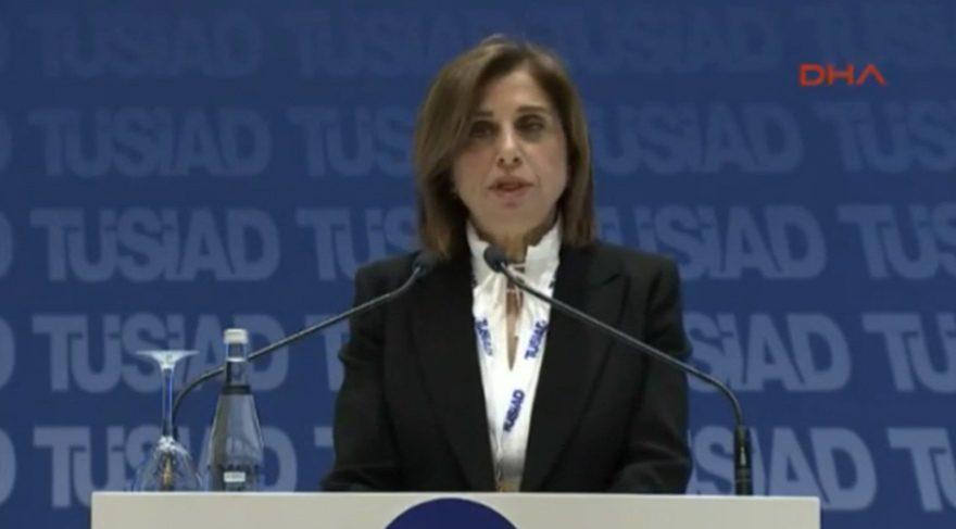 TÜSİAD YİK toplantısında Symes'ten önemli açıklamalar