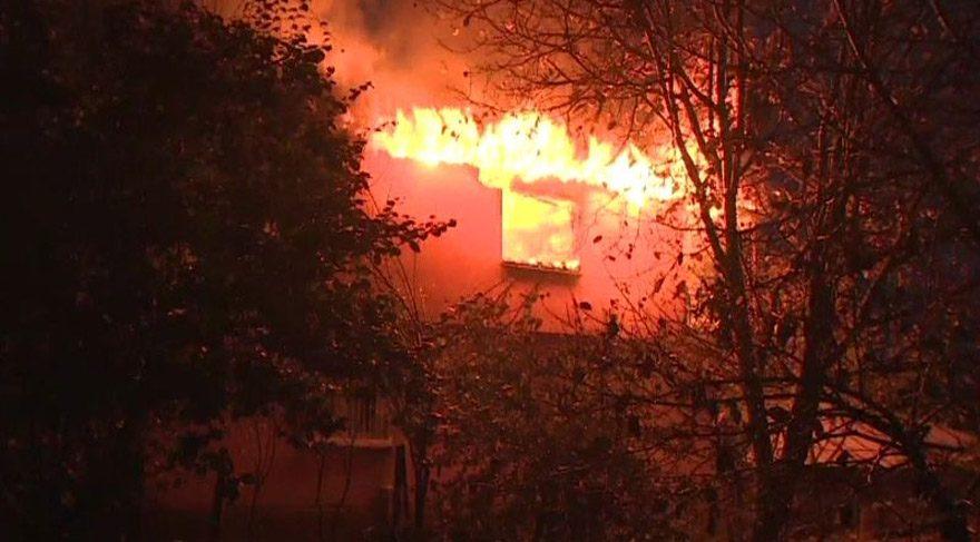 Adana Aladağ'da yeni yangın