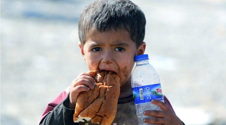 UNİCEF, 100. yılını Suriyeli çocuklar yararına kutluyor